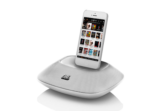 JBL OnBeat Micro and Venue LT lay claim to be the world's first speaker docks for iPhone 5 - photo 1
