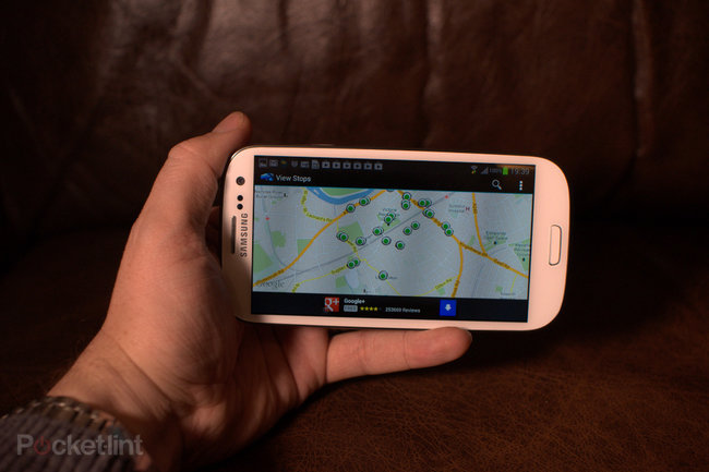 APP OF THE DAY: UK Bus Times review (Android) - photo 1