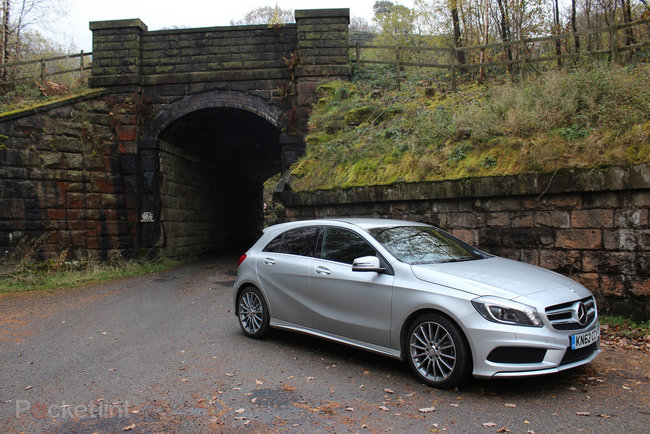Mercedes-Benz A-Class (2013) pictures and hands-on - photo 4