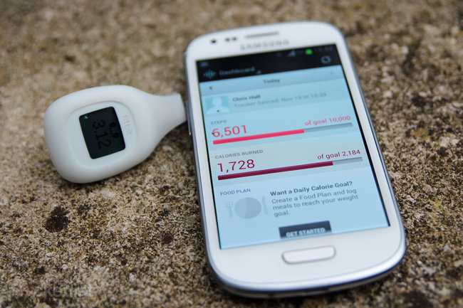 APP OF THE DAY: Fitbit Activity Tracker review (Android) - photo 1