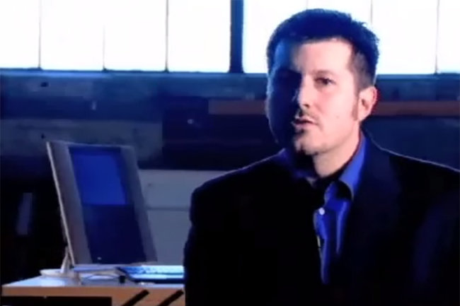 Early Jony Ive Apple promo uncovered - everybody has to start somewhere (video) - photo 1