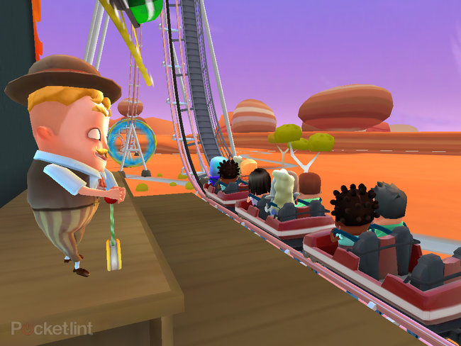 APP OF THE DAY: Coaster Crazy review (iPad / iPhone) - photo 8