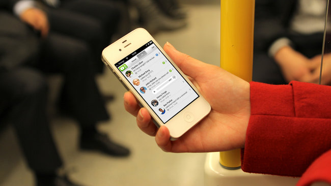 Orange launches Libon, free HD calls service for iPhone, iPad and iPod touch - coming to Android 2013 - photo 2
