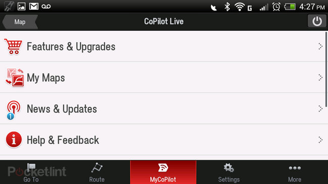 APP OF THE DAY: CoPilot Live Premium review (Android) - photo 6