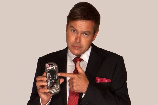 myBunjee will protect your smartphone, Dragon Peter Jones drops £70,000 in support  - photo 1