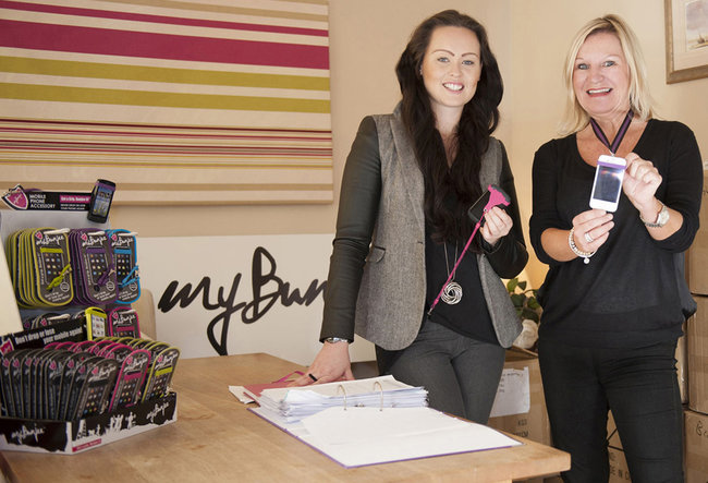 myBunjee will protect your smartphone, Dragon Peter Jones drops £70,000 in support  - photo 2