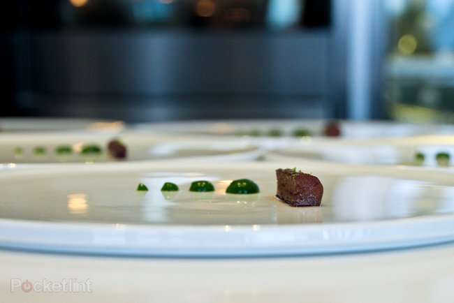 The Cube by Electrolux high tech pop-up restaurant pictures and hands-on - photo 16