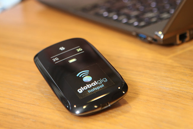 Globalgig mobile hotspot offers same price to surf in UK, US and Australia - photo 1
