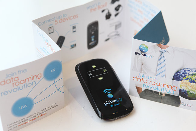 Globalgig mobile hotspot offers same price to surf in UK, US and Australia - photo 6