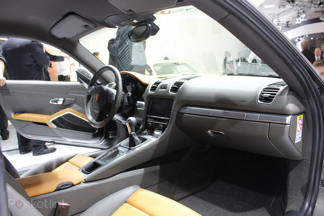 Porsche Cayman pictures and hands-on - photo 10