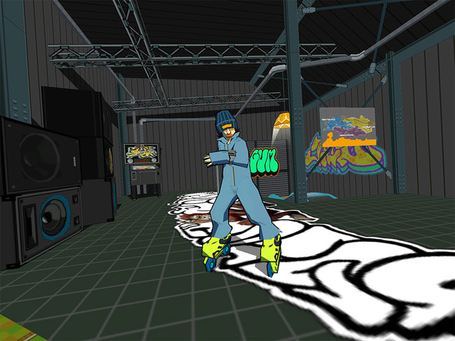 APP OF THE DAY: Jet Set Radio review (iPhone and iPad) - photo 1