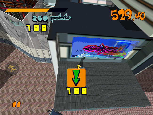 APP OF THE DAY: Jet Set Radio review (iPhone and iPad) - photo 6