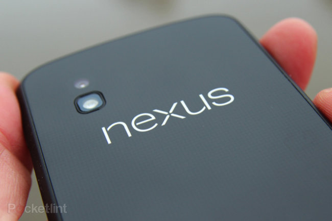 Nexus 4 available on Google Play... from 5pm today - photo 1