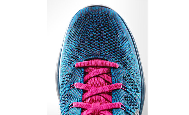 The technology behind the new Nike Flyknit One+ trainer - photo 2