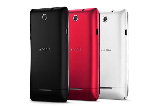 Economical Sony Xperia E: Entry-level Android phone saves cash, data - photo 5