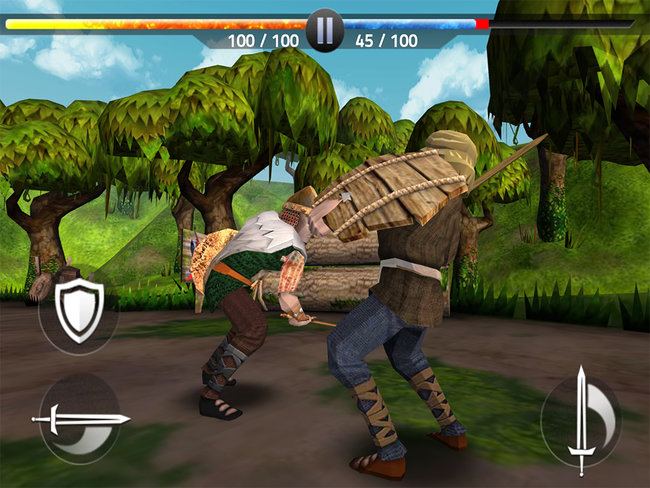 APP OF THE DAY: KnightScape review (iPad and iPhone) - photo 5