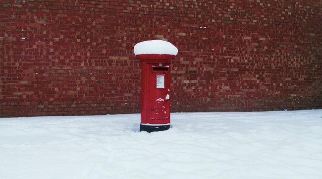 Sending a different kind of Christmas card - photo 1