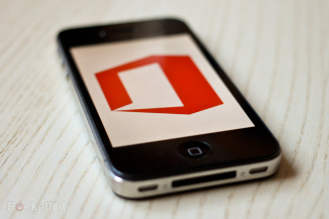 Office Mobile for iPhone leaked by... Microsoft - photo 1