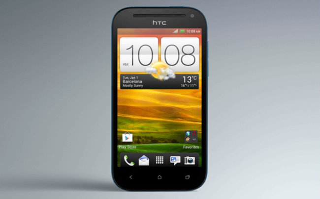 HTC One SV brings affordable 4G LTE to the UK - photo 1