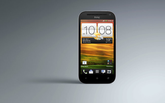 HTC One SV brings affordable 4G LTE to the UK - photo 7