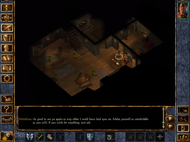 APP OF THE DAY: Baldur's Gate: Enhanced Edition review (iPad) - photo 9