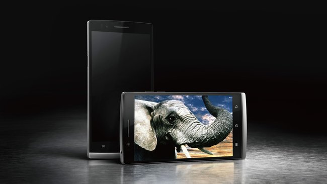 Oppo Find 5 announced, 5-inch Full HD Android smartphone - photo 2