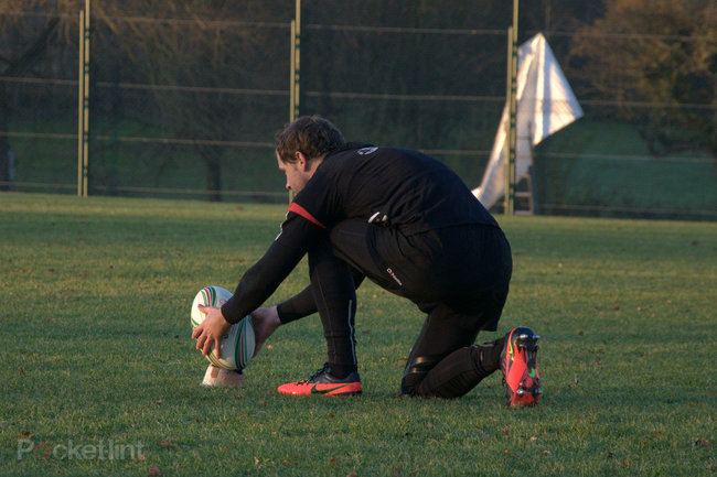 How the Samsung Galaxy Note 2 gives Harlequins a competitive edge - photo 14