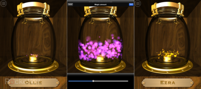 APP OF THE DAY: Magic Jar review (iPhone and iPad) - photo 1