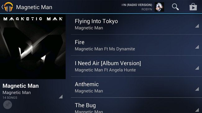 APP OF THE DAY: Google Play Music review (Android) - photo 3