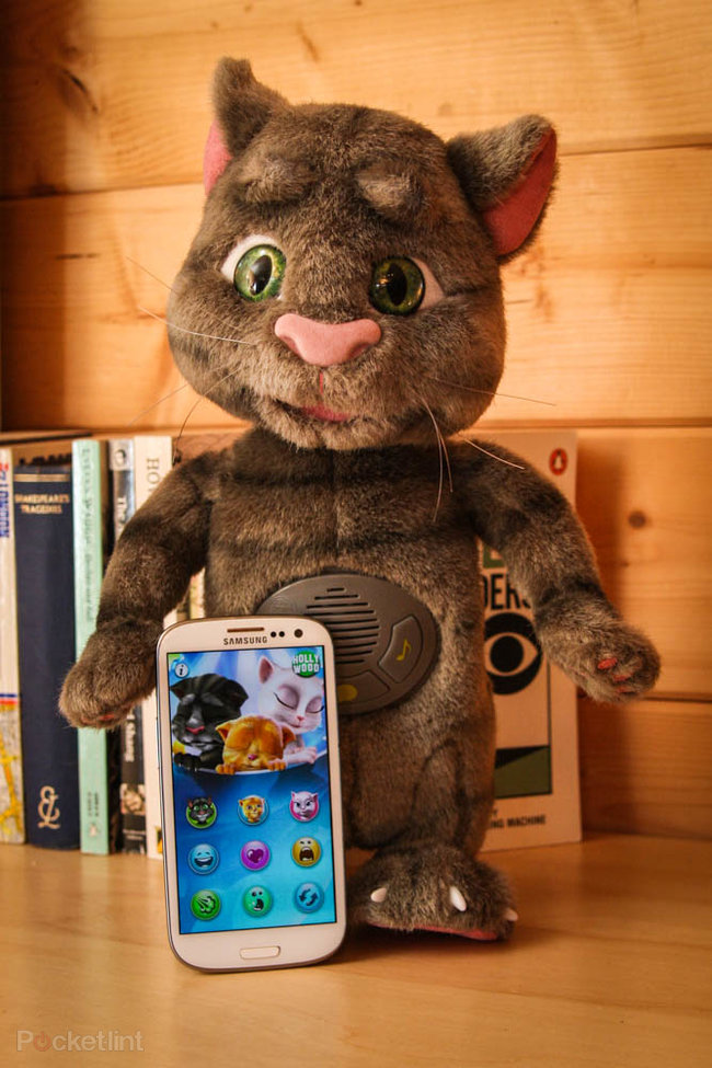 Talking Tom Superstar pictures and hands-on - photo 2