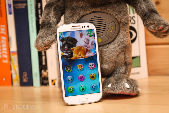 Talking Tom Superstar pictures and hands-on - photo 3