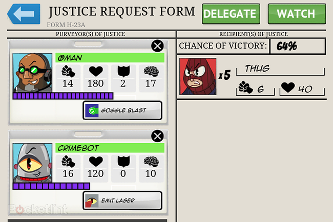 APP OF THE DAY: Middle Manager of Justice review (iPhone) - photo 7
