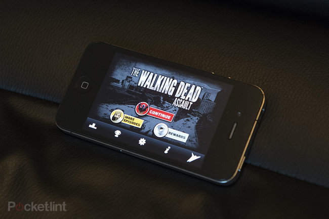 APP OF THE DAY: The Walking Dead: Assault review (iPhone) - photo 1