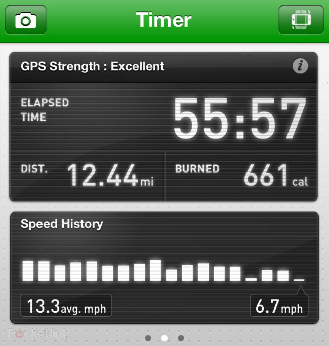APP OF THE DAY: TrainingPeaks GPS CycleTracker Pro review (iPhone) - photo 3