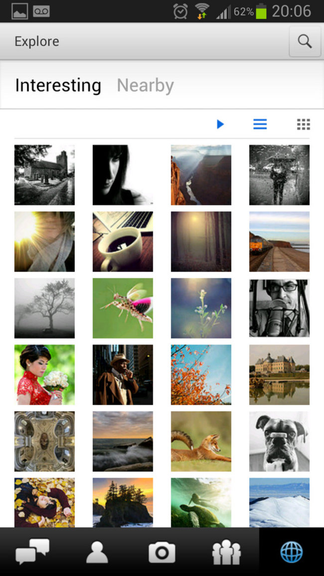 APP OF THE DAY: Flickr review (Android and iPhone) - photo 6