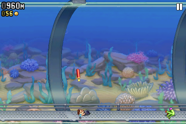 APP OF THE DAY: Jetpack Joyride review (iPhone) - photo 13