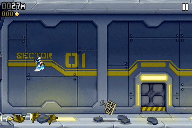 APP OF THE DAY: Jetpack Joyride review (iPhone) - photo 14