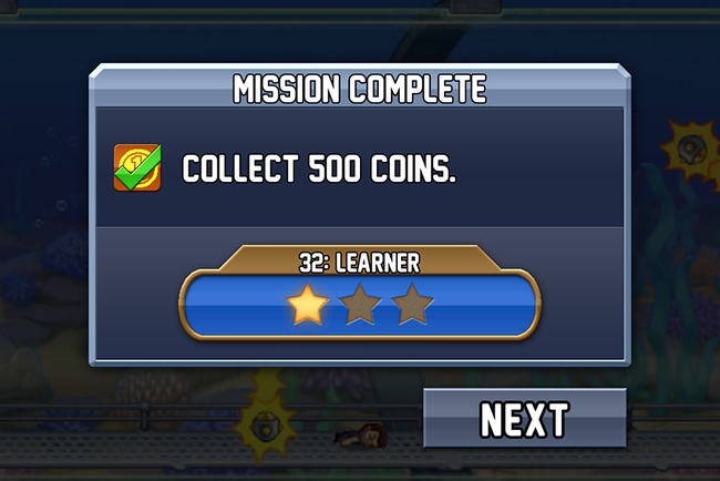 APP OF THE DAY: Jetpack Joyride review (iPhone) - photo 7