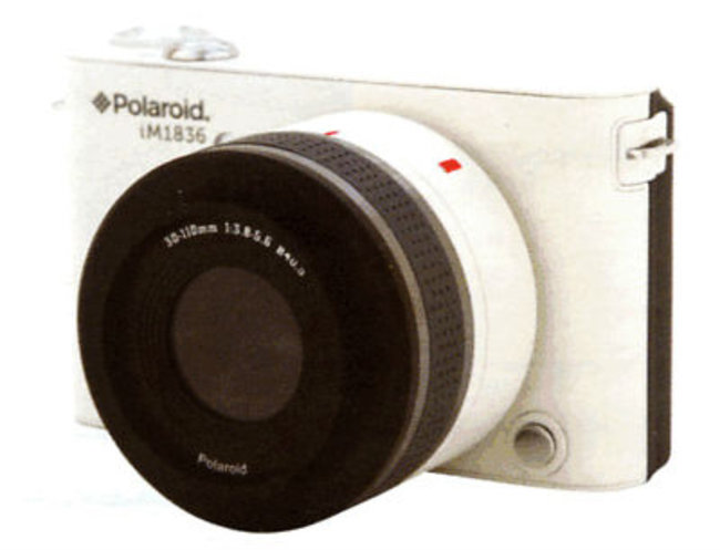 UPDATED: Polaroid Android compact system camera confirmed for CES 2013 - photo 3