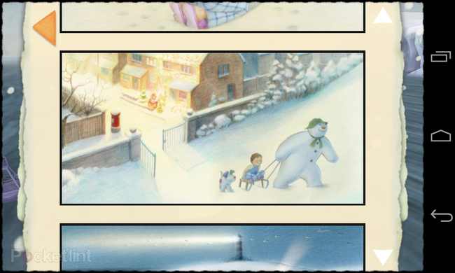 APP OF THE DAY: The Snowman and the Snowdog review (Android/iPhone/iPad) - photo 8