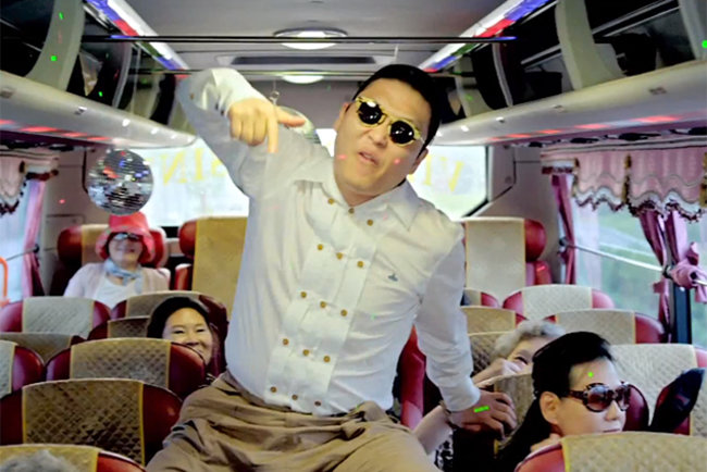 Psy's Gangnam Style officially breaks 1 billion views on YouTube - photo 1