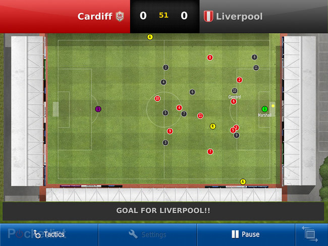 APP OF THE DAY: Football Manager Handheld 2013 review (iPhone, iPod touch, iPad, Android) - photo 1