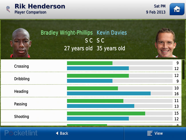 APP OF THE DAY: Football Manager Handheld 2013 review (iPhone, iPod touch, iPad, Android) - photo 17