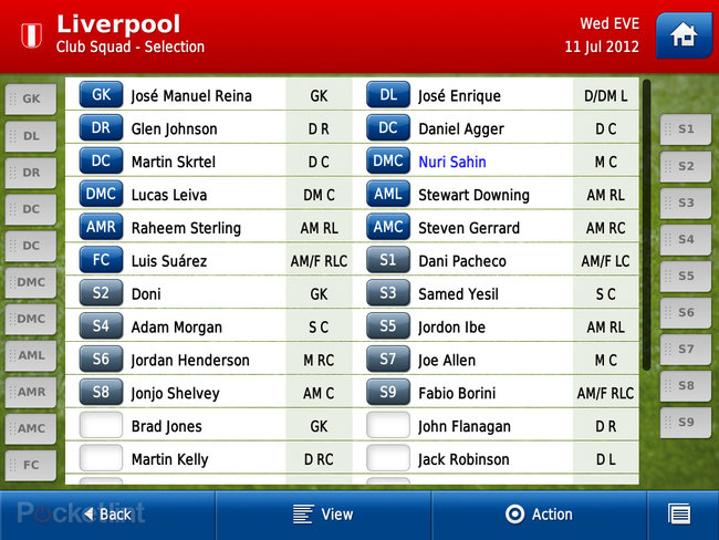 APP OF THE DAY: Football Manager Handheld 2013 review (iPhone, iPod touch, iPad, Android) - photo 6