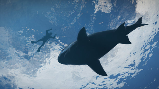 New GTA V screenshots show sharks and submarines - photo 2