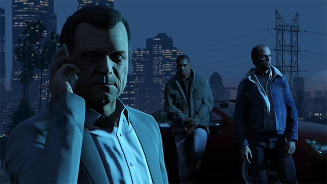 New GTA V screenshots show sharks and submarines - photo 3