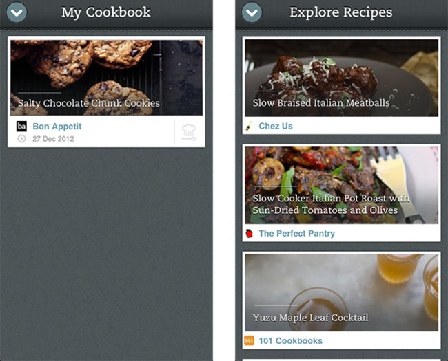 APP OF THE DAY: Evernote Food review (iOS & Android) - photo 1
