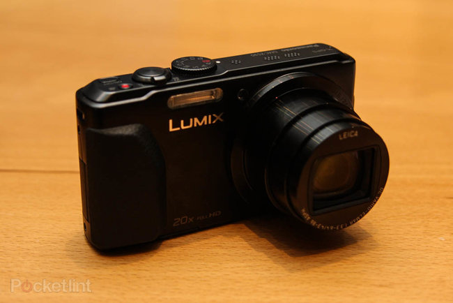 Panasonic Lumix DMC-TZ40 adds NFC for quick Wi-Fi picture sharing, we go hands-on - photo 7