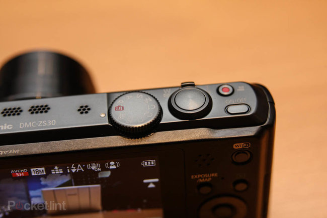 Panasonic Lumix DMC-TZ40 adds NFC for quick Wi-Fi picture sharing, we go hands-on - photo 8