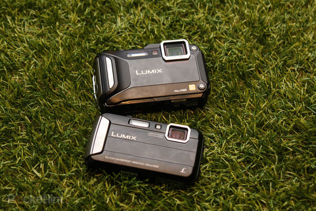 Panasonic DMC-FT5 and FT25 Lumix cameras get tougher, we go hands-on - photo 1